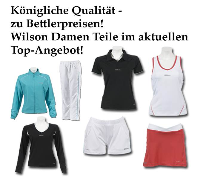 Wilson Performance Damen Sonderposten