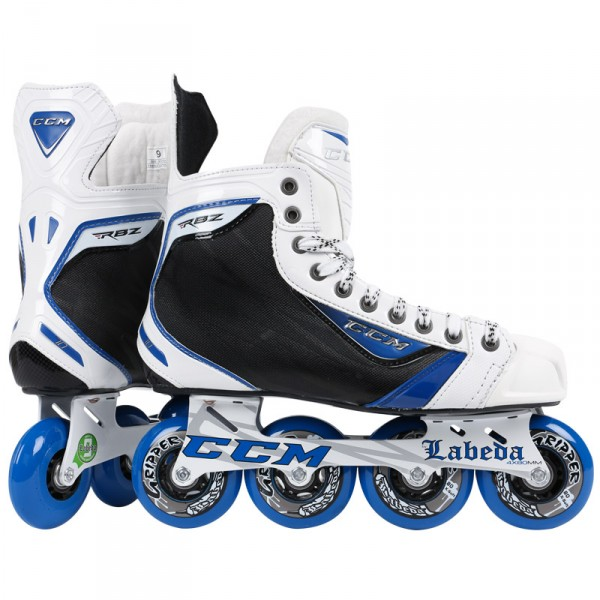 ccm rbz 70 sr inline hockey skates ebay. Black Bedroom Furniture Sets. Home Design Ideas