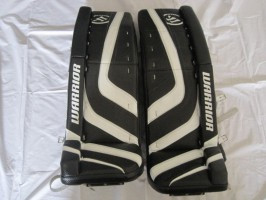 Warrior Ritual Custom Pro Goalieschienen Senior – Bild 1