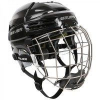 BAUER RE-AKT 100 Helm Combo Bambini