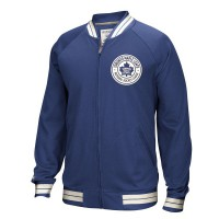 CCM Full Zip Jacket Toronto Maple Leafs