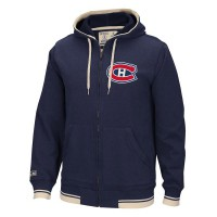 CCM Full Zip Hood Montréal Canadiens