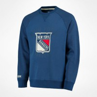 "CCM Fleece Crew Sweatshirt ""New York Rangers"" Senior – Bild 1"