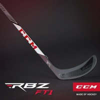 CCM RBZ FT1 Composite Schläger Grip Intermediate - 55 Flex  – Bild 2