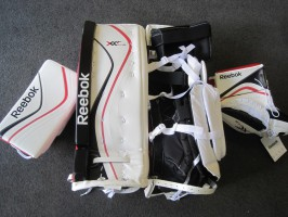 Reebok XLT24 Endorsee GoalieSet Junior – Bild 11