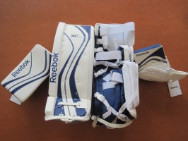 Reebok XLT24 Endorsee GoalieSet Junior – Bild 10