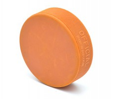 "SHER-WOOD Practice Puck ""heavy/orange"" - 280 Gr."
